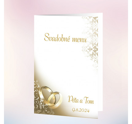 1800c035e602 Svadobne menu a vrecúška na príbory