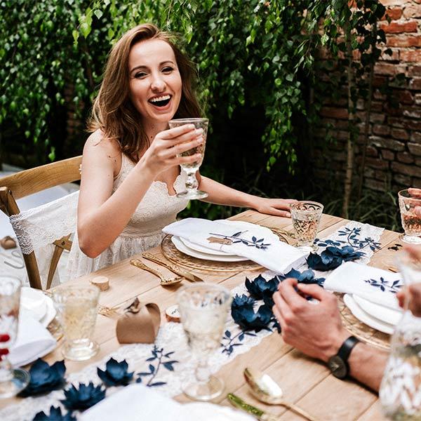 Svadobná výzdoba - Svadobná výzdoba a svadobné doplnky pre